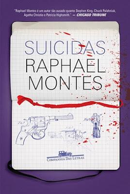 Suicidas, de Raphael Montes