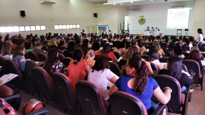 Caicó: Ceres da UFRN faz encontro de Educação Infantil