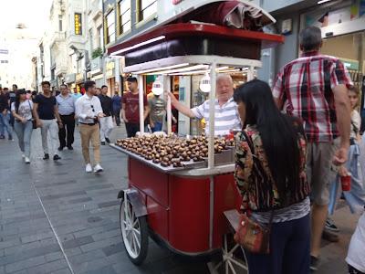 Calle Istiklal, Estamul, Avenida Istiklal