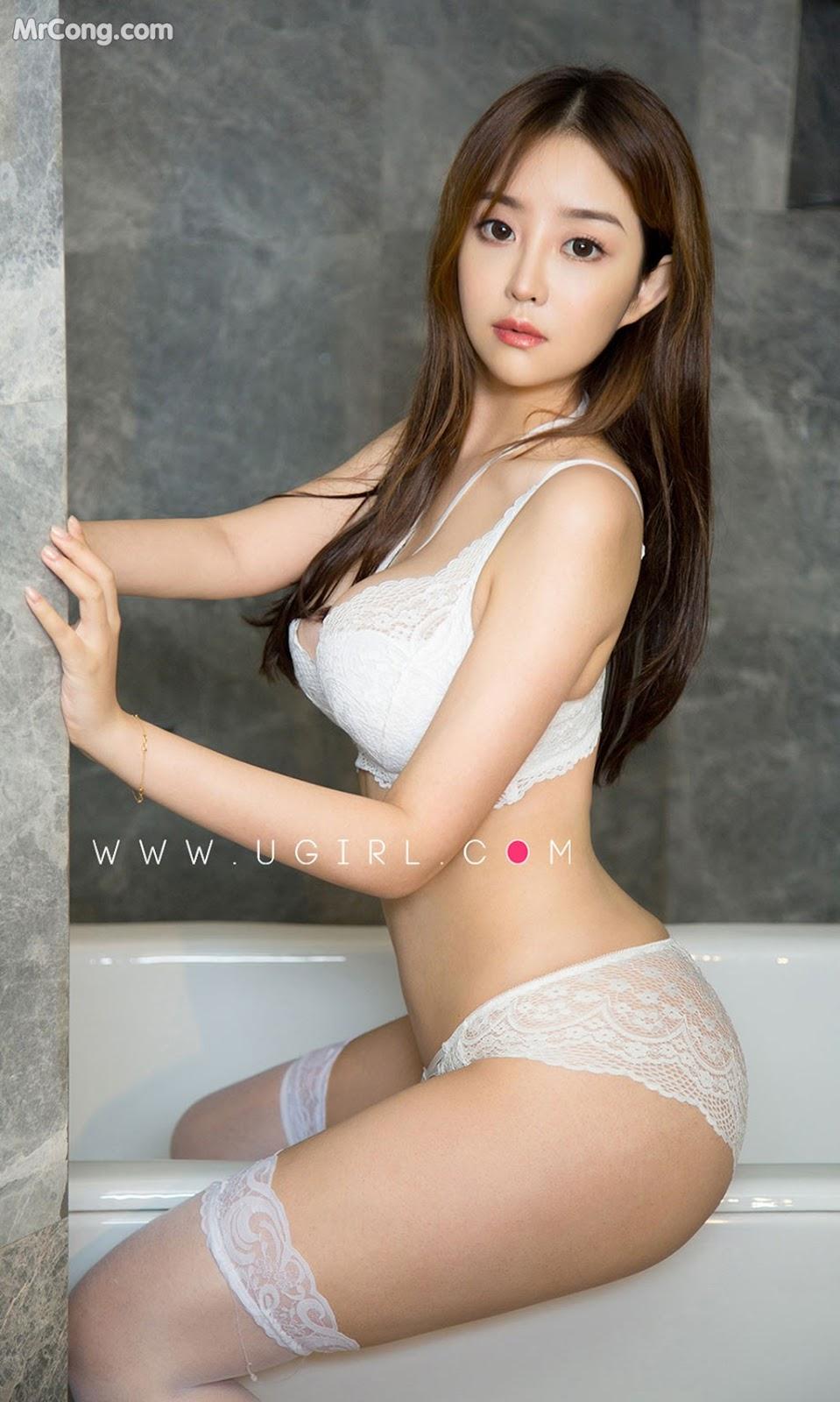 UGIRLS – Ai You Wu App No.1619: Yunie (35P)