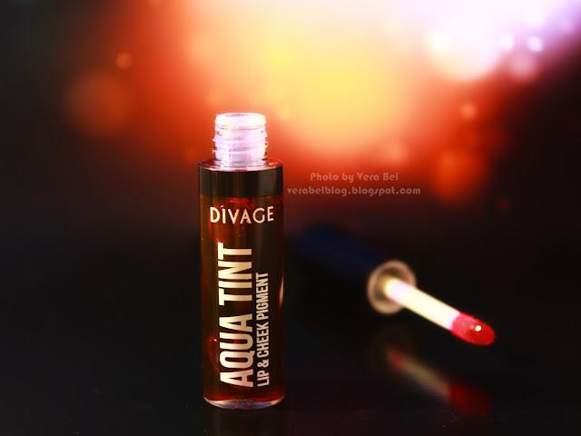 Tint dlya gub Divage Aqua tint Lip & Cheek pigment #03