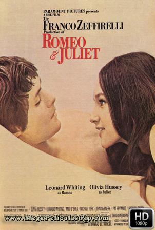 Romeo Y Julieta (1968) [1080p] [Latino-Ingles] [MEGA]