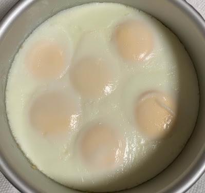 Cara merebus telur dengan cepat