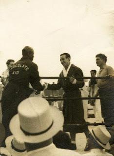 "7d00b2f66a2f Antón Gabiola ""El Uzcudun vizcaíno"" | Boxeo 1930s"