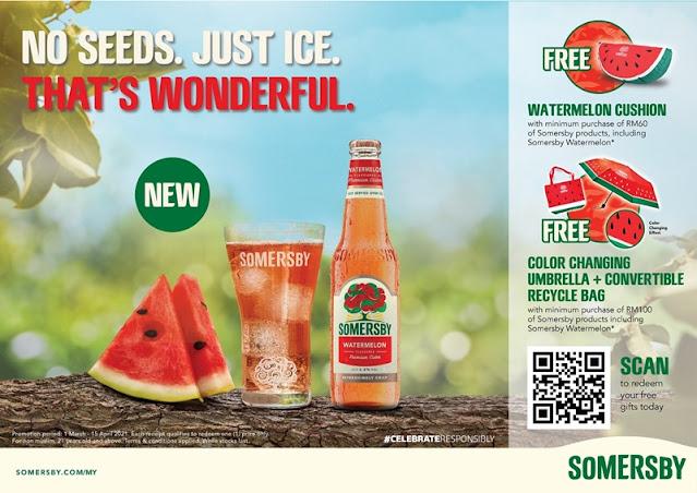 Somersby Watermelon Cider Contest