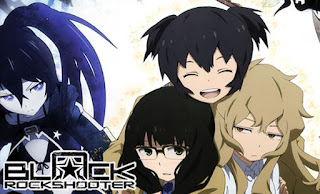 Black Rock Shooter Episodio 08