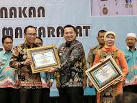 Gubernur Ridho Apresiasi Way Kanan Masuk Daerah ODF