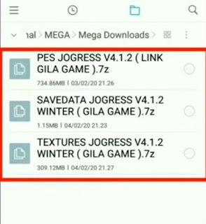 Terbaru 2020 Full Update PES jogress V4.1.2 PPSSPP iso/cso