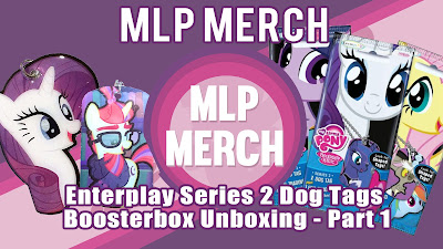 Review - MLP Series 2 Dog Tags (part 1)