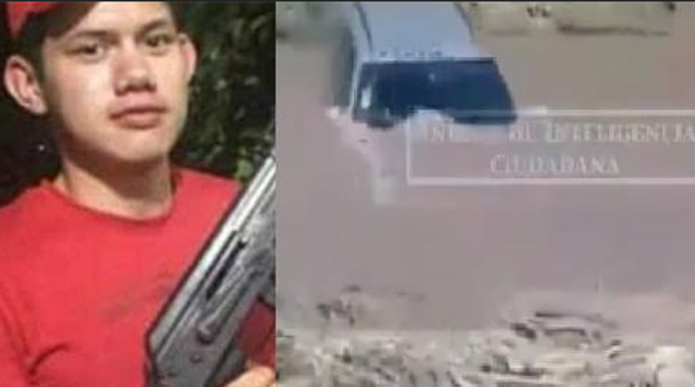 Video: El Chopa y 5 de sus Sicarios mueren ahogados dentro de su blindada en cruce de río, cuando iban en apoyo a una embosca por El CJNG