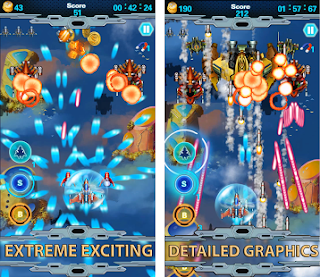 Galaxy Wars - Squadron Game Apk Download