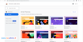 Download Tema Google Chrome