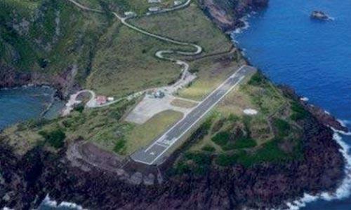 JUANCHO YRAUSQUIN AIRPORT (KEP. KARIBIA)