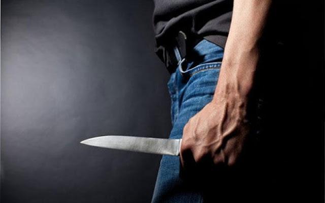 Σύλληψη 26χρονου με μαχαίρι στο Ναύπλιο
