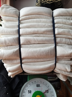 Set 9kg nỉ cotton thanh lý