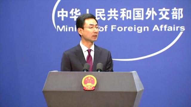 Irán y China rechazan las políticas de EEUU en el oeste de Asia