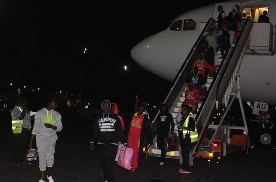 545 Nigerians Deported From Libya
