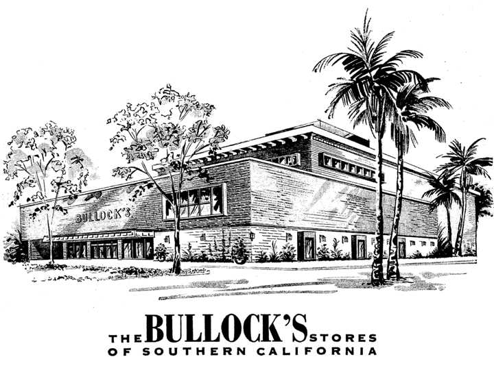 The Department Store Museum: Bullock's