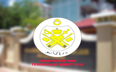 Permohonan SMA Terengganu 2019 Online SMANT