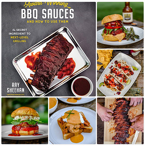 Book review Award Winning BBQ Sauces and How To Use Them