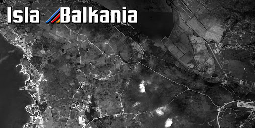 Arma3用のIsla BalkaniaマップMODが開発中