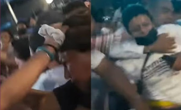 'Damitas' se pelean durante concierto de Julión Álvarez. (Video)