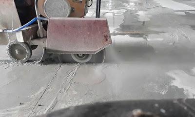 Khoan cắt bê tông tại Thái Bình