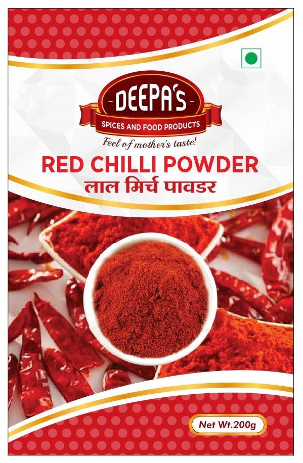 Red Chili Powder 200gm