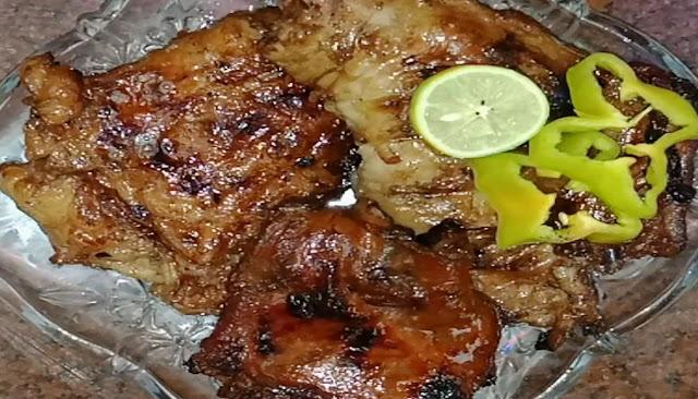طريقة عمل لحم ضانى مشوى على الفحم الشيف محمد الدخميسي