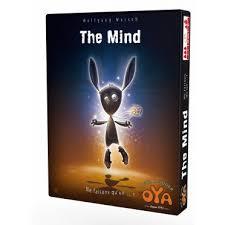 The mind : boîte de jeu
