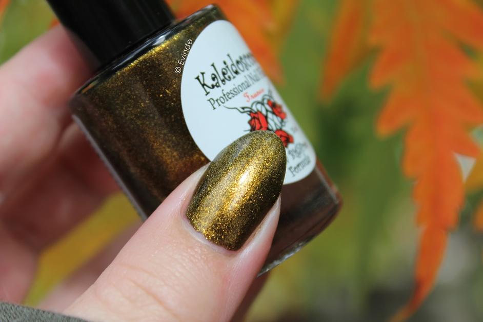 kaleidoscope libra nail polish