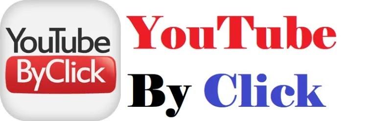 تحميل برنامج YouTube By Click Premium 2.2.134 لتنزيل مقاطع الفيديو والموسيقى