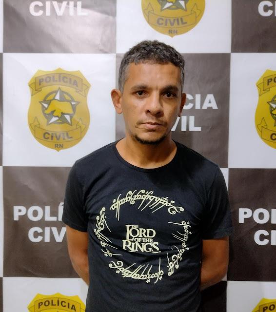 Preso homem acusado de estuprar e roubar três mulheres no RN; polícia acredita que ele pode ter feito mais vítimas