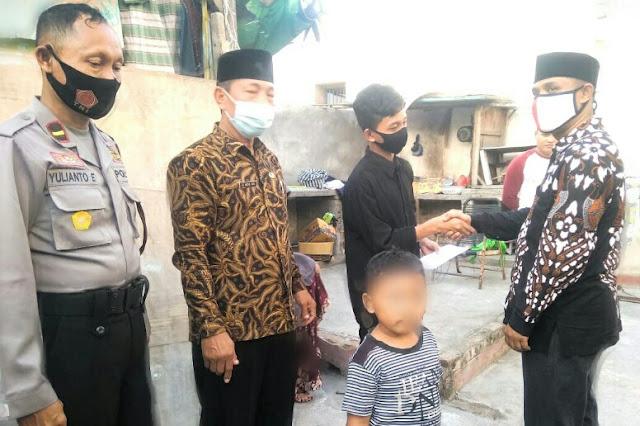 Keluarga terpapar paham radikal di Lotim terima bantuan
