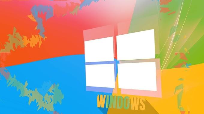Windows 10 Colorido