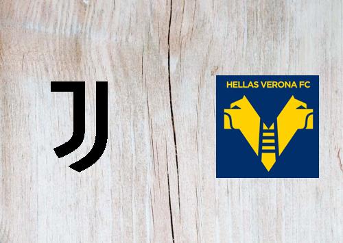 Juventus vs Hellas Verona -Highlights 25 October 2020