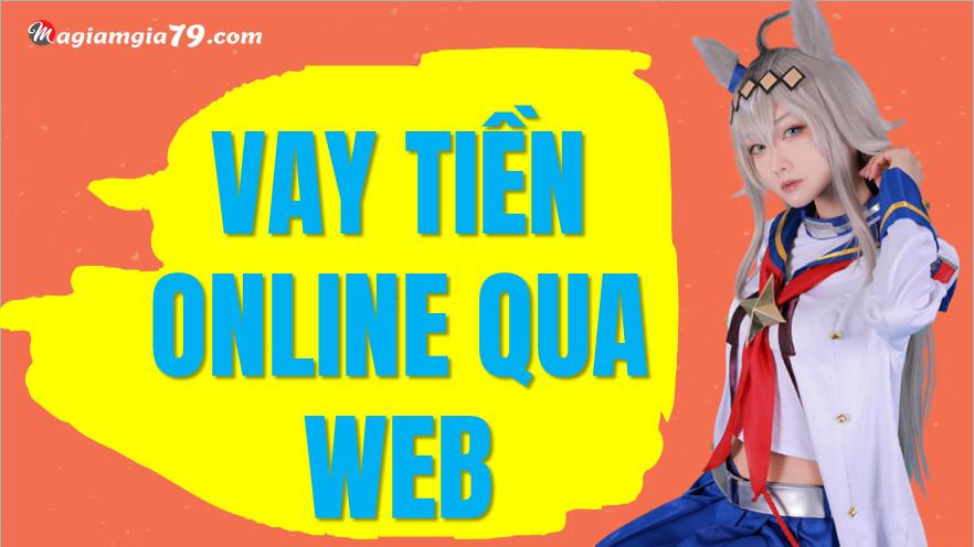 Vay tiền online qua web