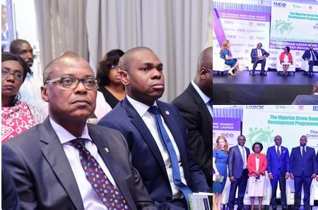 Lagos Launch: Nigeria Green Bond Market Development Program: New initiative to boost African Green Finance