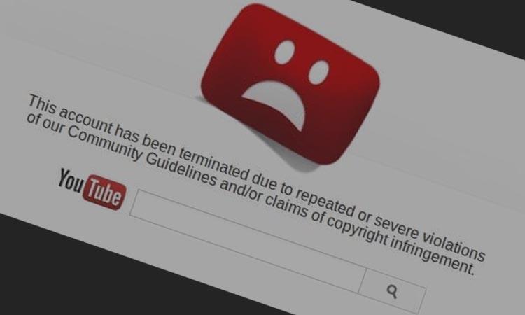 تجنب هذه الأشياء على يوتيوب حتى لا تندم في النهاية | مخالفة قوانين اليوتيوب