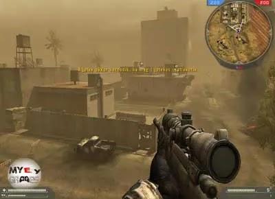 تحميل لعبة Battlefield 2 للكمبيوتر مضغوطة بحجم صغير