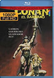 Conan El Barbaro 1982 [1080p BRrip] [Latino-Inglés] [GoogleDrive] RafagaHD