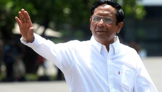 Kata Mahfud MD Soal Menhan Prabowo yang Pernah Dilarang Masuk AS