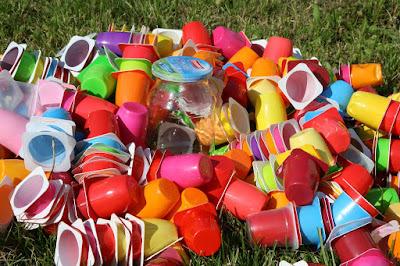 deseuri plastice