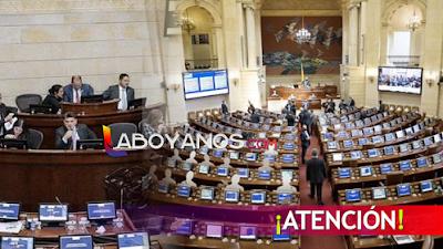 Desde el 2022, Congreso de la República tendrá más curules