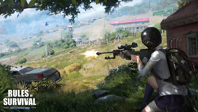 Rules of survival HD wallpaper