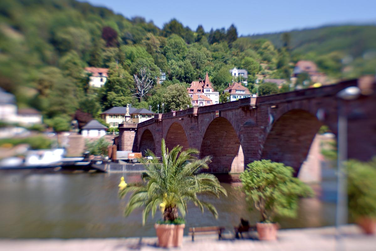 Bild der Woche #30 (KW30/2020) – Alte Brücke zu Heidelberg