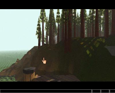 【SS】神秘島(迷霧之島Myst)+攻略,特別的圖形解謎遊戲!