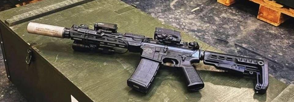Україна веде перемовини щодо придбання 5,56-мм автоматів
