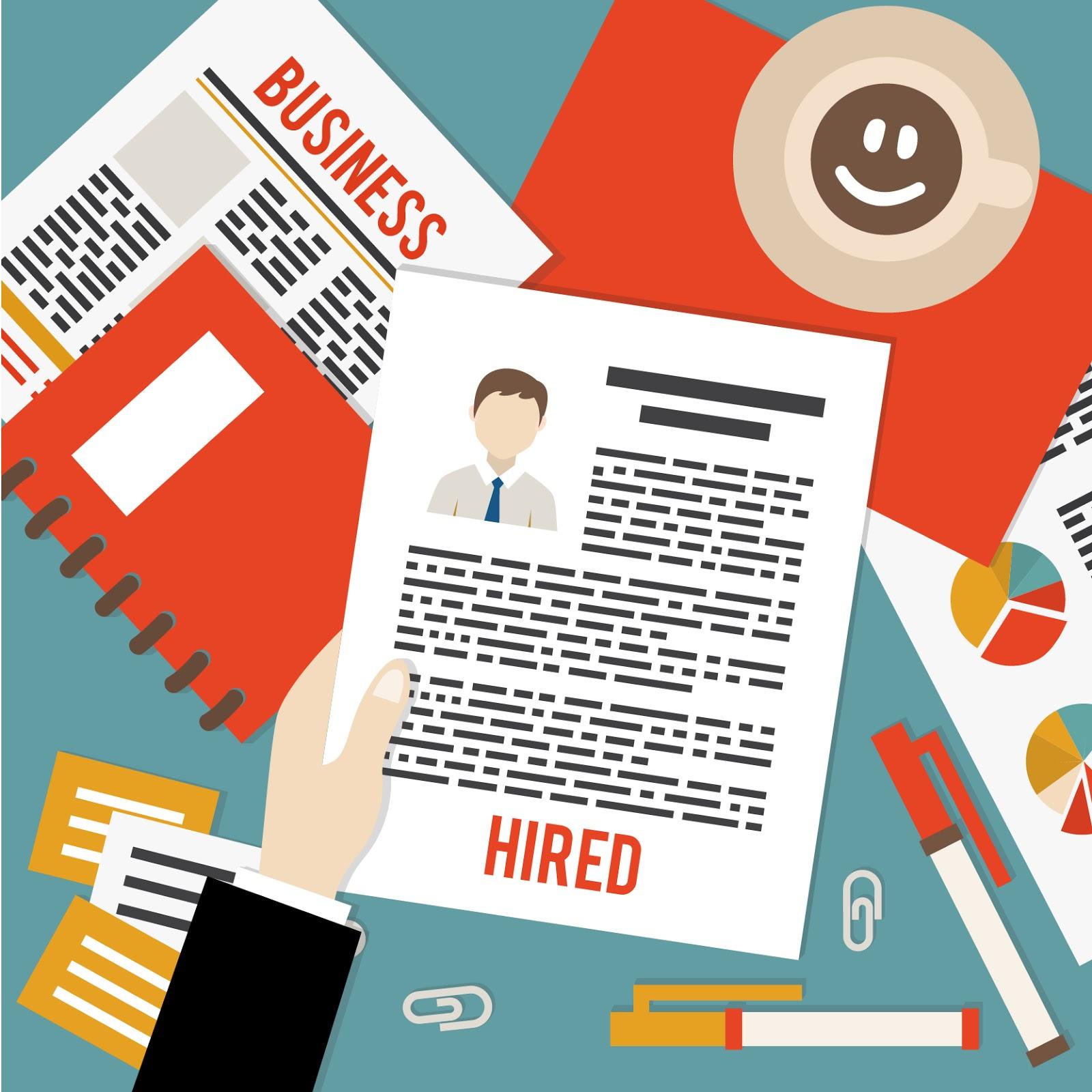 Cómo redactar el Currículum Vitae sin experiencia laboral o sin ...