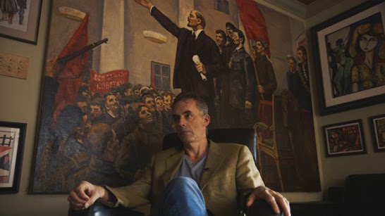 Jordan Peterson Toronto Hitler plagiarism Nazi narcissism occult cults